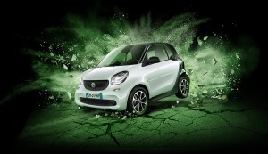 la nuova FORTWO Black Passion
